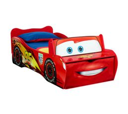 Lit enfant Flash Mc Queen CARS 70X140 cm
