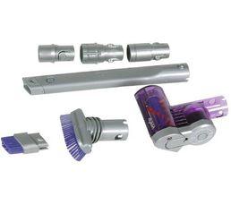 Accessoires Entretiens Des Sols - Kit brosses voiture DYSON 908909-07 Kit voiture