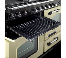 Cuisinière induction FALCON CDL110EI CREME/ CHROME