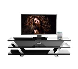 meubles tv meuble tv amplifi 2 1 soundvision sv 1600b. Black Bedroom Furniture Sets. Home Design Ideas