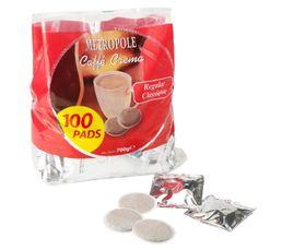 Accessoires Cafetieres Et Expresso - Lot de 100 dosettes METROPOLE Café Classique