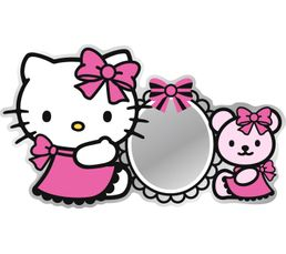 Miroirs - Miroir HELLO KITTY 55260