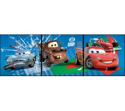 Photographies - Set de 3 Box Art 20X20 CARS