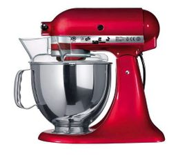 Robots - Robot pâtissier KITCHEN AID 5KSM150PSEER rouge