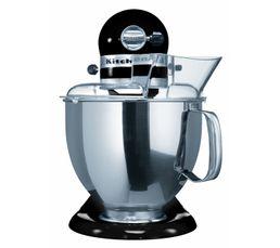 Robots - Robot pâtissier KITCHEN AID 5KSM150PSEOB Noir