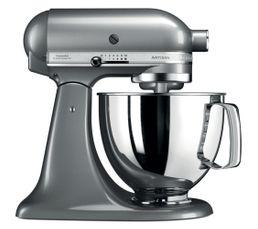 Robot pâtissier KITCHENAID 5KSM125ECU gris argent