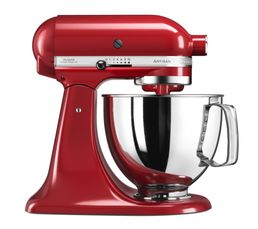 KITCHENAID Robot pâtissier 5KSM125EER rouge empire