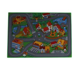 Tapis 95x133 cm QUIET TOWN multicolor