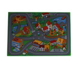 Tapis 95x133 cm QUIET TOWN multicolor