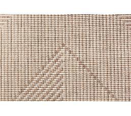 Tapis 160x230 cm CROSS beige