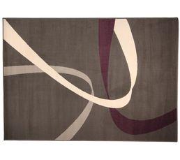 Tapis - Tapis 160x230 cm RUBAN imprimé