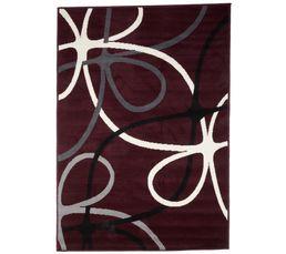 Tapis 160x230 cm PURPLE violet