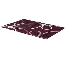 Tapis 120x170 cm PURPLE violet