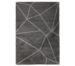 Tapis - Tapis 160x230 cm OPTIK gris