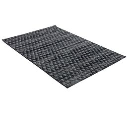 ENZO Tapis 160x230 Noir