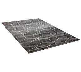 Tapis - Tapis 120x170 cm ORIGAMI Gris/Beige