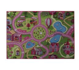 Tapis - Tapis 95x133 cm SWEET TOWN multicolor