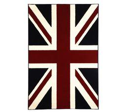 Tapis 100x150 cm BRITISH imprimé