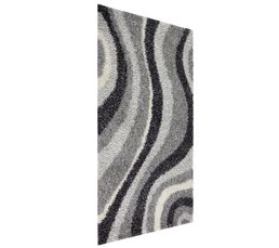 Tapis - Tapis 160x230 cm LUDO Gris