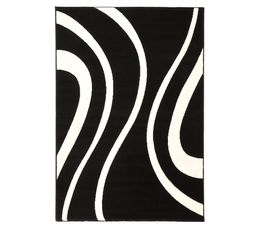 Tapis - Tapis 160x225 cm MIRAGE Noir