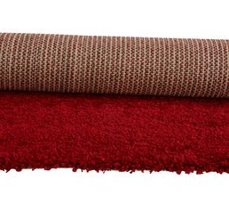 Tapis 160x230 cm SAXO rouge