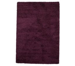 couleur mauve tapis de salon ou chambre pas cher. Black Bedroom Furniture Sets. Home Design Ideas