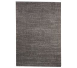 tapis 160x230 cm sienna gris tapis but. Black Bedroom Furniture Sets. Home Design Ideas
