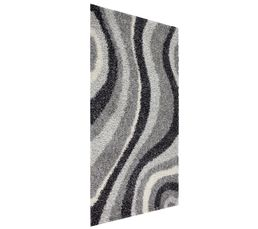 LUDO Tapis 60x115 cm gris