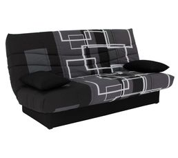 achat clic clac canap s salle salon meubles discount page 3. Black Bedroom Furniture Sets. Home Design Ideas