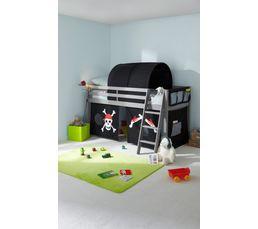Lits Superposés Et Mezzanines - Pochette pour lit mi-haut et HAPPY superposé83-90085 décor pirate