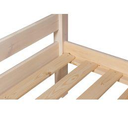 Type de lit lit mezzanine lit superpos et mezzanine - Plan lit mezzanine en bois ...