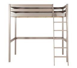 but lit une place beautiful ferm il est indtectable et. Black Bedroom Furniture Sets. Home Design Ideas