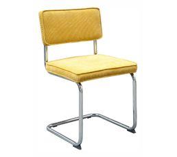 Chaises - Chaise SEVILLA 22126- 6 JAUNE