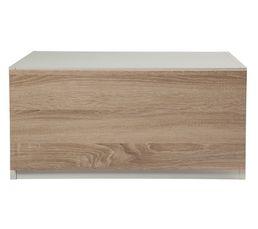 Meubles Hauts Et Bas - Surhotte 60 cm 1 porte BEST 8341949AK / Imitation chêne