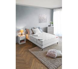 chevet 1 tiroir best lak blanc laqu chevets but. Black Bedroom Furniture Sets. Home Design Ideas