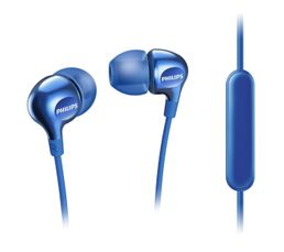 PHILIPS Casque intra-auriculaire SHE3705BL