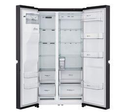 Réfrigérateur américain LG GSL6611BK
