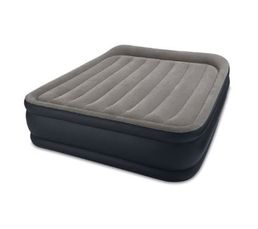 INTEX Matelas gonflable 2 places DELUXE 2 NEW FIBERTECH