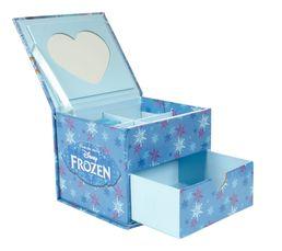 Boites De Rangement - Boîte à bijoux FROZEN Bleu