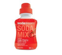 Concentré SODASTREAM Cola cerise