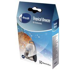 Accessoires Entretiens Des Sols - Parfum aspirateur ELECTROLUX Brise tropicale