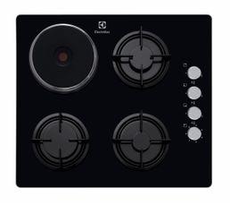 Plaques - Table de cuisson mixte ELECTROLUX EGL6082NOK