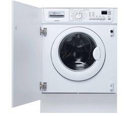Lave linge intégrable ELECTROLUX EWG127410 W