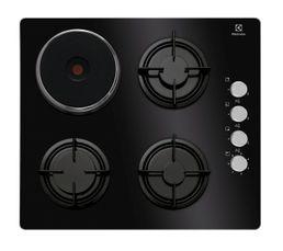table de cuisson mixte electrolux egl6082nek plaques but. Black Bedroom Furniture Sets. Home Design Ideas