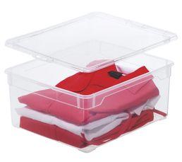 Boîte 18L CBOX Transparent