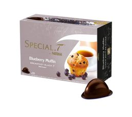 Dosette � th� NESTLE SPECIAL T Th� Blueberry Muffin