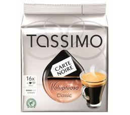 TASSIMO Dosette Tassimo Voluptuoso x 16