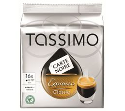 Accessoires Cafetieres Et Expresso - Dosette Tassimo TASSIMO Expresso x 16