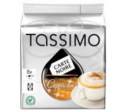 TASSIMO Dosette Tassimo Cappuccino, 8 tasses