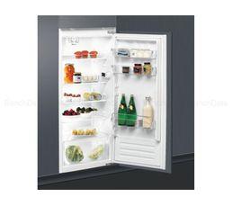 Réfrigérateur1pte intégrable WHIRLPOOL ARG855A+